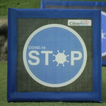 . Дезинфицирующие коврики: . Stop Covid (50*50) - 680 сом Stop Covid (