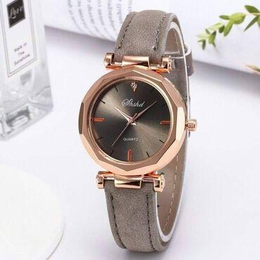 Personalni proizvodi | Sopot: Elegantan ženski ručni sat – sivi1000 rsdKućište izrađeno od