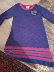 uşaq çarpayısı üçün asma - Azərbaycan: Детское платье на 3-4-5лет