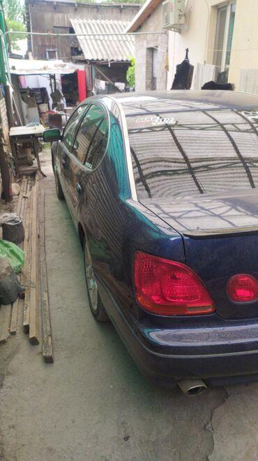 Купить газ 53 самосвал дизель б у - Кыргызстан: Lexus GS 3 л. 2001 | 299999999 км