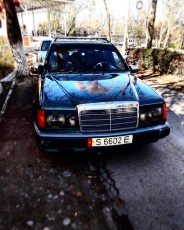 Продаю мерс 200te 1993 год об. 2 мех. сост. отличное в Бишкек