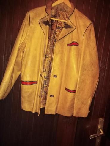 Kožna jakna, vel xl (50)ženska - Sremska Kamenica