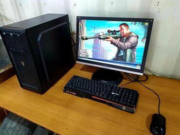 Компьютеры, ноутбуки и планшеты - Бишкек: Бесплатно доставлю!!Срочно продам игровой компьютер в отличном