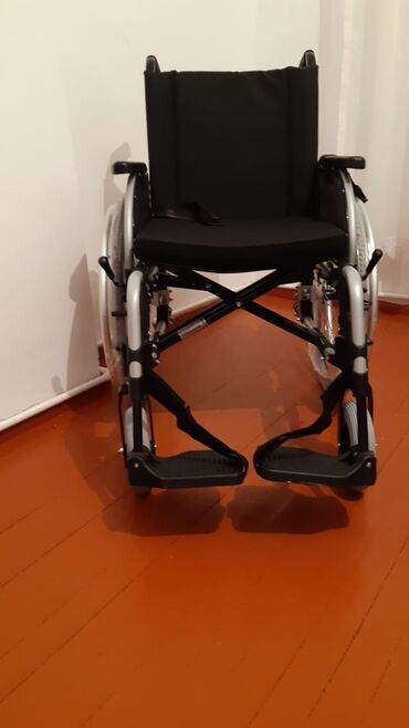 kolaska - Azərbaycan: Инвалидная коляска, новая, не разу не эксплуатировался.Invalid
