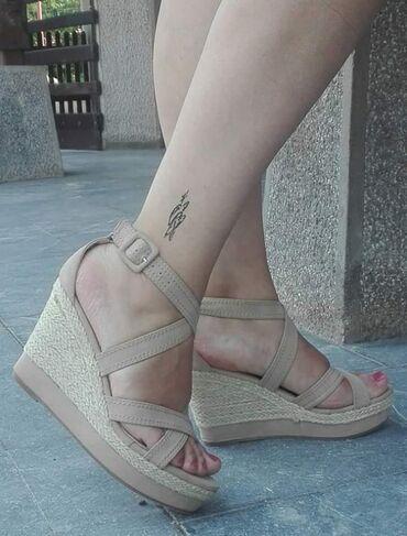 Nove sandale 37,38. Cena više nego povoljna 2000 din