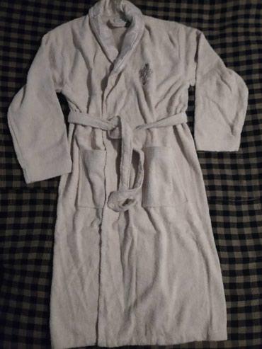 махровые халаты бишкек in Кыргызстан | ПЛАТЬЯ: Халат махровый новыйпроизводство Турция.размерL(48)Ткань 100 %