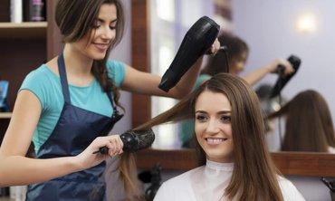 Требуются парихмахерыВ связи с открытием филиала одного из лучших в Ош