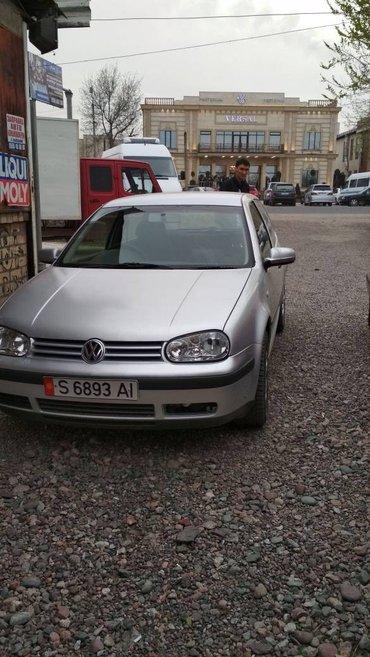 Volkswagen Golf 2002 в Бишкек