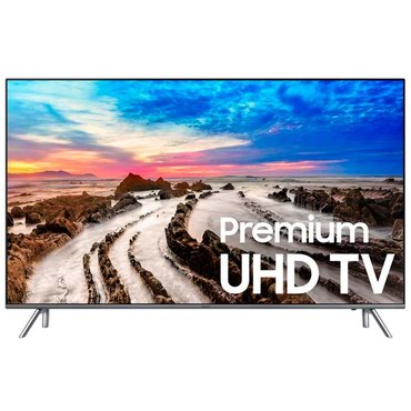 Телевизор Samsung 55MU8000 Smart TV 55 4K Ultra HD в Бишкек