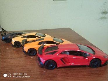 Спорт и хобби в Новханы: Model N°25 Lamborghini MurcielagoModel N°26 Lamborghni GallardoModel