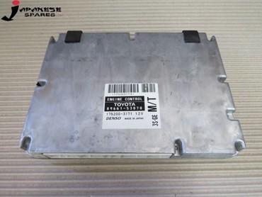 alfa romeo 147 2 mt в Кыргызстан: Блок управления двигателем 3S-GE MT beams dual vvti 2.0 Altezza