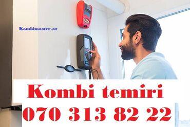 Texnikanın təmiri - Azərbaycan: Təmir | Kombi | Evə gəlməklə
