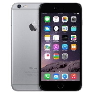 Срочно!!! продаю айфон 6+   в комплекте зарядка 64г в Бишкек