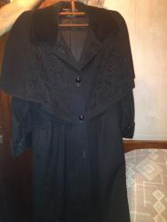 qadınlar üçün uzun palto - Azərbaycan: Palto qadin ucün.Amerikadan qətirilib.48 razmer