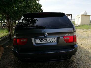bmw x5 xdrive35d steptronic - Azərbaycan: BMW X5 4.4 l. 2002 | 25000 km