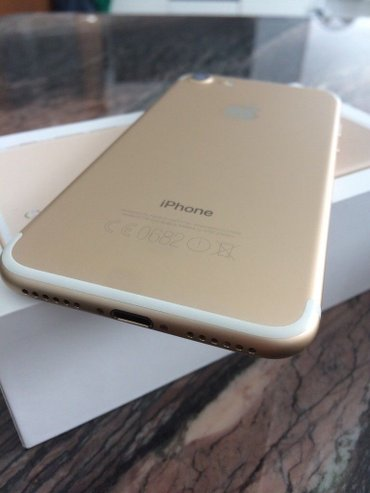 Iphone 7 gold 128 gb nov star samo 1 mesec  - Beograd