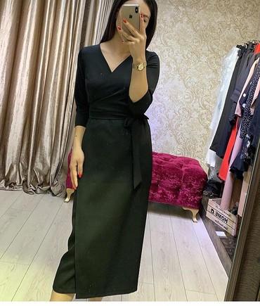 летнее платье с запахом в Кыргызстан: Платье на запах 40-42р