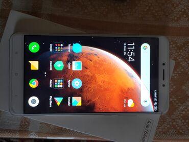 аккумулятор 12 в Азербайджан: Б/у Xiaomi Mi Max 3 4 ГБ Золотой