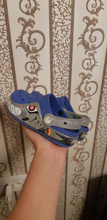 Crocs Original. Размер C10 (28-29) носили 1 лето. Кроксы светяться!
