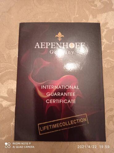 qaz plitəsi - Azərbaycan: Aepenhoff almaniyaniya firmasi. En mehshur firmadi. Komplekt qazan va
