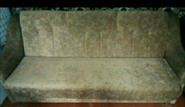 диван + 2 кресла состояние хорошее в Бишкек