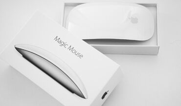 Mauslar - Azərbaycan: Mouse Mac with OS x10.11 or latter.Rechargeable includes charge. Appl