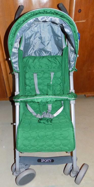 Продаю коляску зеленая sporty новая. есть в Бишкек