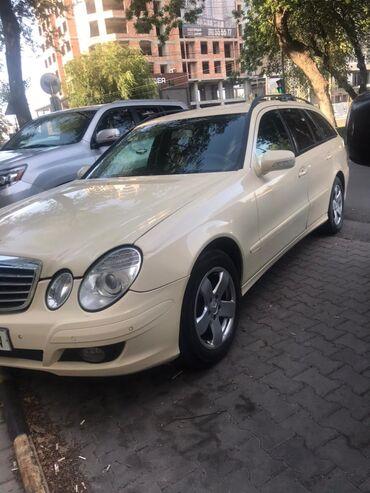 Mercedes-Benz E 220 2.2 л. 2008   123456 км