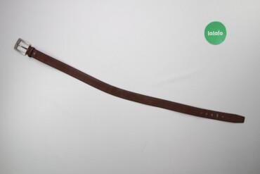 Чоловічий коричневий пасок Arber    Довжина: 100 см Ширина: 3 см  Стан