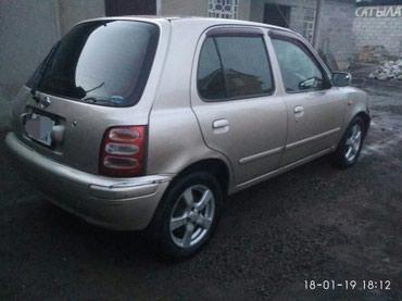 Nissan March 2001 в Бишкек