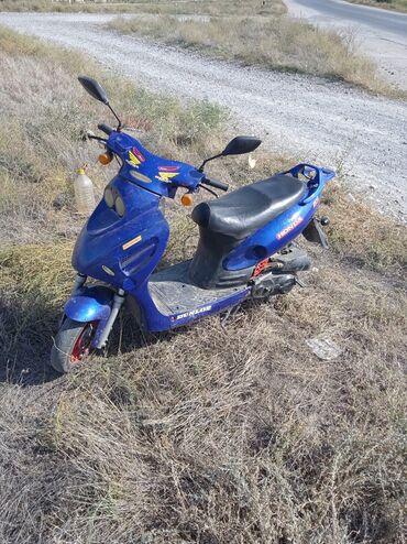 Honda - Кыргызстан: Продам срочно скутер хорошими состояние не дорого