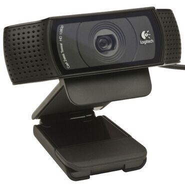 холодильные камеры бу в Кыргызстан: WEB камеры arrow Веб камера Logitech C920 HD Pro 15MP, Full HD, 108