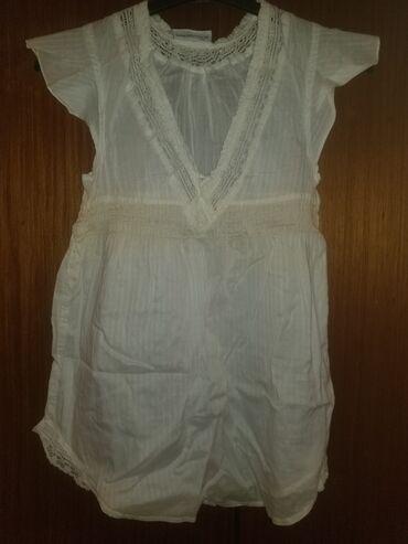 Bluza Gina, veličina 34, bela, u odličnom stanju