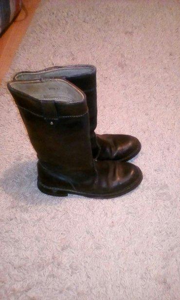 Duboke kozne cizme,original,vel. 43 - Vladicin Han
