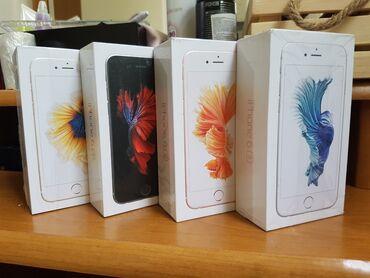 Оригинальные КоробкиApple Iphone 6S Все цветаЦена за 1штОригинал