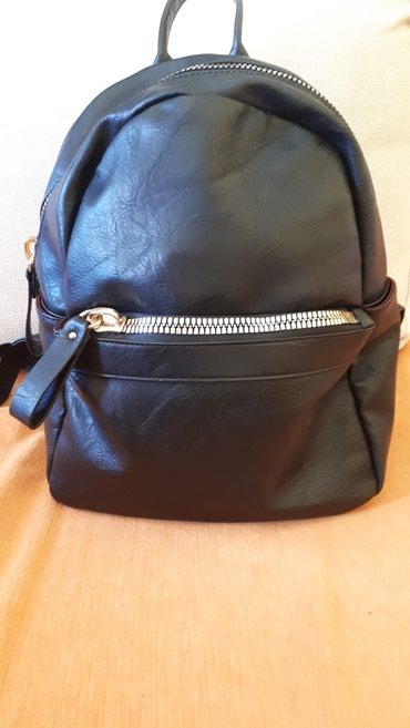 Backpack μαυρο σχεδον καινουργιο. σε Υπόλοιπο Αττικής - εικόνες 4