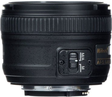 Obyektivlər və filtrləri Azərbaycanda: Nikkor AF-S 50mm F/1.8G (Nikon)