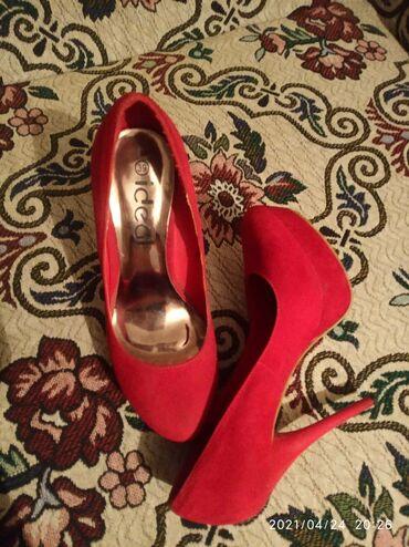 Личные вещи - Гавриловка: Продаю туфли, 39 размер, состояние отличное! Аламедин1