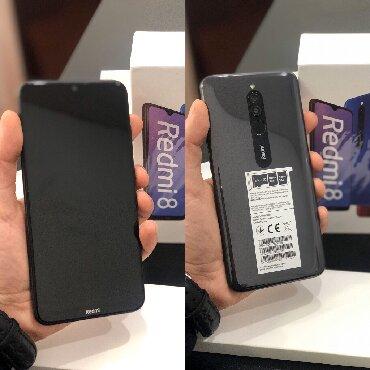 Xiaomi redmi 4 32gb grey - Azerbejdžan: Novo Xiaomi Redmi 8 32 GB crno