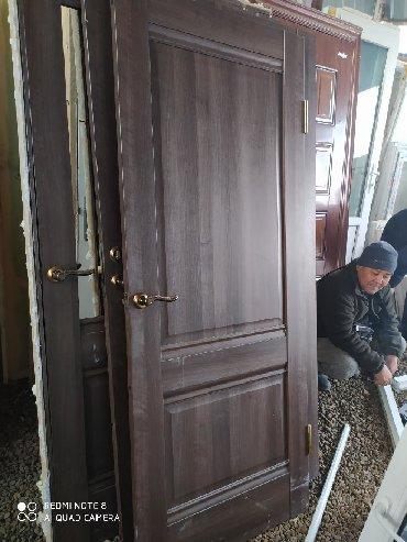 Окна деревянные - Кыргызстан: Куплю б/у окна и двери пластиковые, деревянные, бронированные, межкомн
