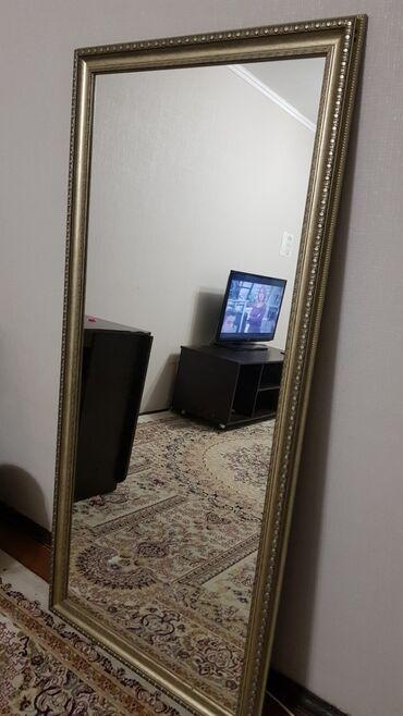 зеркало в комнате в Кыргызстан: Продаю своё любимое зеркало за свою цену,размер 70×150