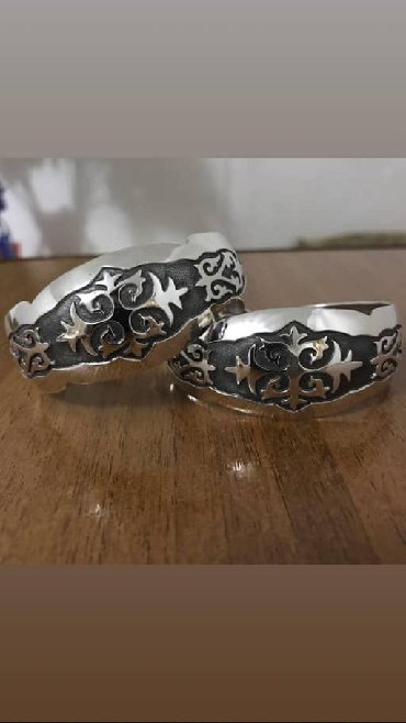 Браслеты - Кыргызстан: Серебряные браслеты на заказ, 925 проба
