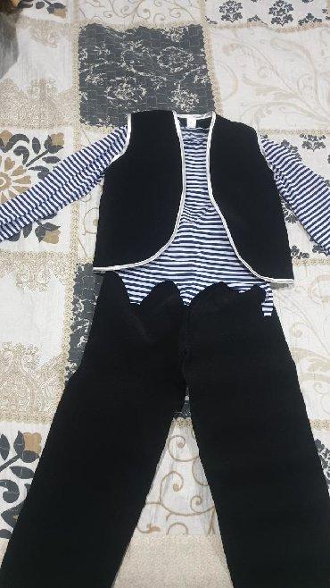 plate detskoe 6 7 let в Кыргызстан: Продаётся новогодний костюм,в отличном состоянии,одевали один раз на