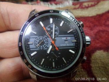 Мужские Серебряные Армейские Наручные часы  в Бишкек