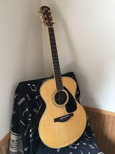 платье трансформер в пол в Кыргызстан: Профессиональная акустическая гитара YAMAHA LJ-6Продаю оригинальную