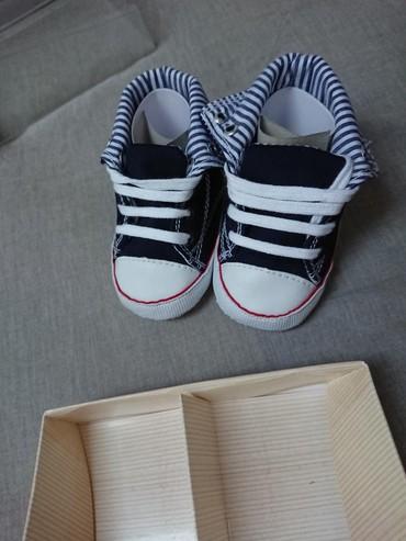 Dečija odeća i obuća - Crvenka: Nehodajuce cipelice za decaka,velicina od 2-4meseca
