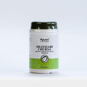 Шатавари чурна В индийской пищевой добавке содержится очень большое