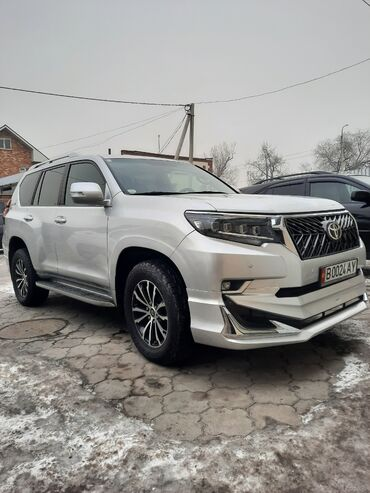 Toyota Land Cruiser Prado 3 л. 2011 | 151900 км