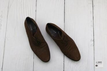 Товар: Туфли мужские Kazar, коричневые, размер 43, 12322.     Состояни