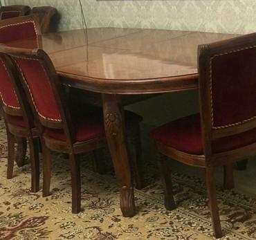 Продаю Стол и стулья состояние хорошее в Лебединовка